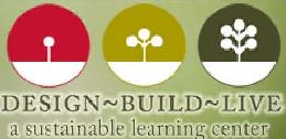 Design~Build~Live logo